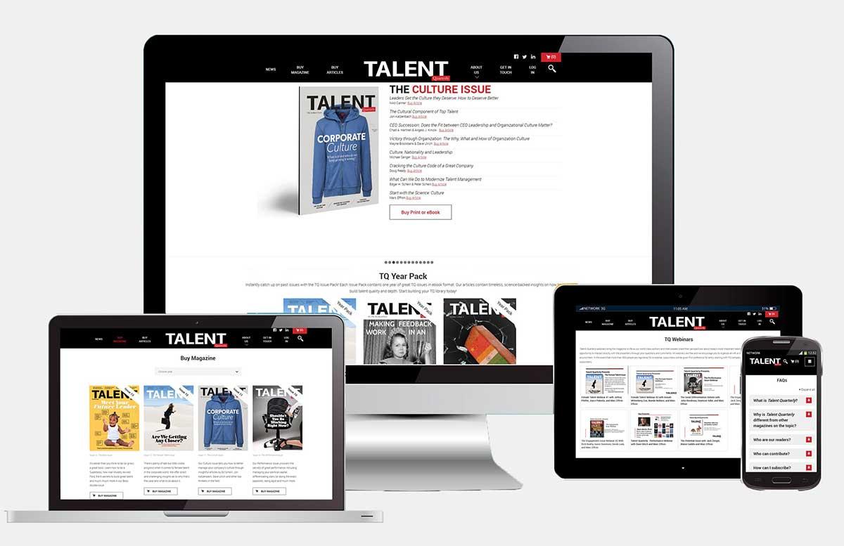 Talent Quarterly